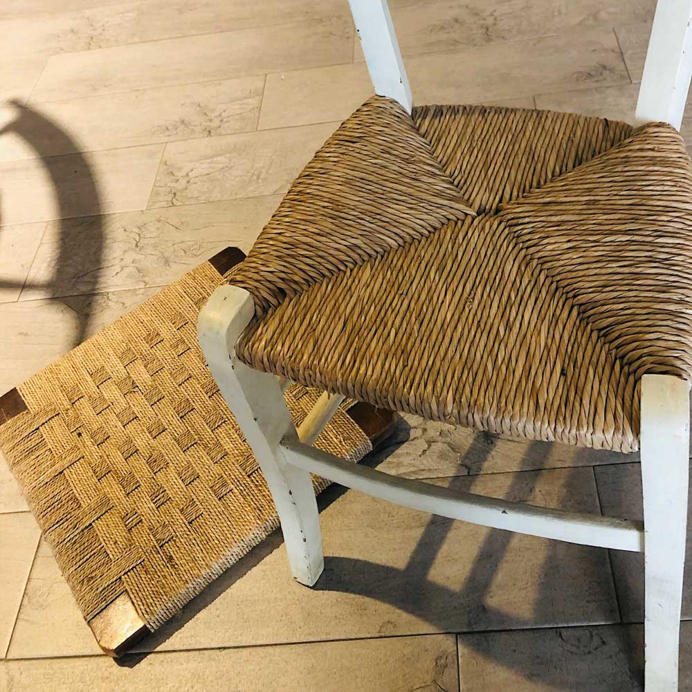 Impagliatura sedie a Bologna - Gli Artigiani della Sedia